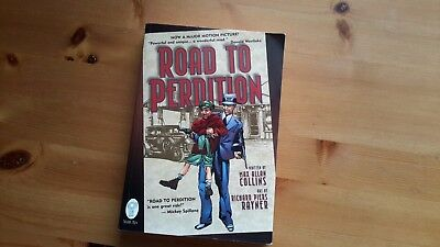 Road To Perdition By Collins And Rayner Titan Books