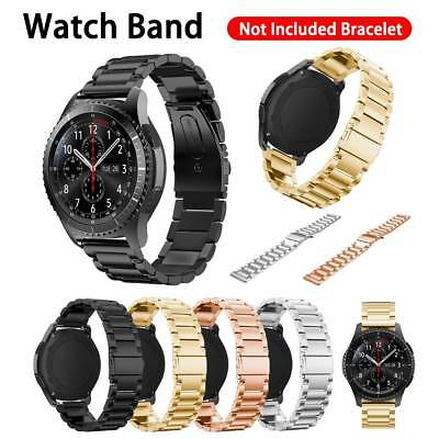 Stainless Steel Bracelet Strap Watch Band For Samsung Gear S3 Frontier/Classic
