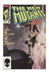 The New Mutants #25 (Mar 1985, Marvel) 1st Cameo Appearance Of Legion Key Issue