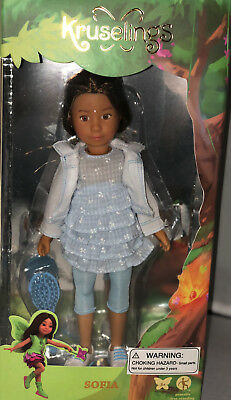 SOFIA KRUSELINGS CASUAL SET boy Doll Kathe Kruse H-Q Vinyl Glass Eyes NEW