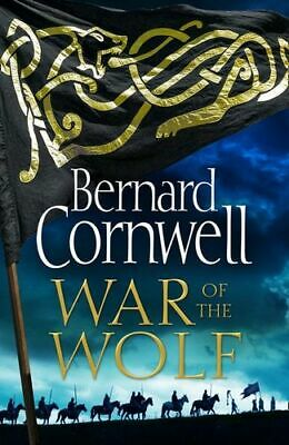 NEW War Of The Wolf By Bernard Cornwell Paperback Free Shipping
