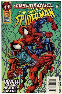 Amazing Spider-Man #404 August 1995 VF+ 8.5 Marvel Comics