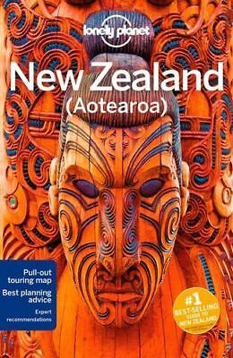 NEW New Zealand (Aotearoa) By Lonely Planet Travel Guide Paperback Free Shipping