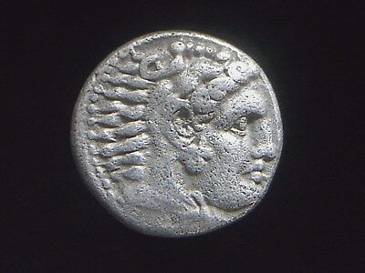 Greek Silver Drachm of Alexander III The Great, 336-323 BC,  CC9979