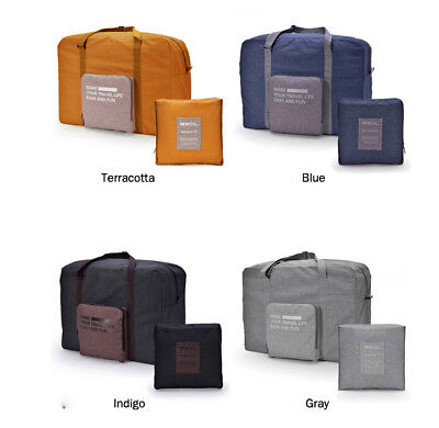 Travel Storage Bags Luggage Pouch Bags Foldable Organizer Hand Shoulder  Bag