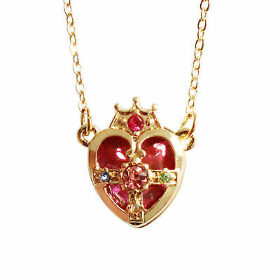 Anime Sailor Moon Ami Regresa Metal Pendant Necklace Cosplay Jewelry