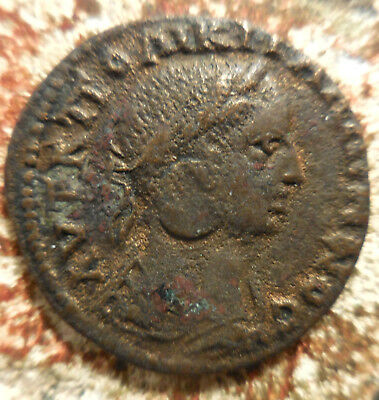 Large Ancient Coin of Gallienus Revelation City Ephesos! 253AD Full ID Envelope!