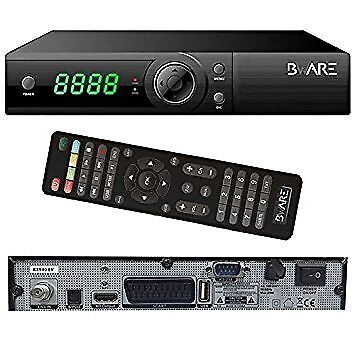 Bware Rx 540 Ev Hd 1080P Pvr-Ready + Wifi Dongle Incluso