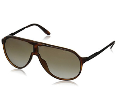 Carrera New Champion Havana Shiny Black Dark Brown Infrared Sunglasses LAO