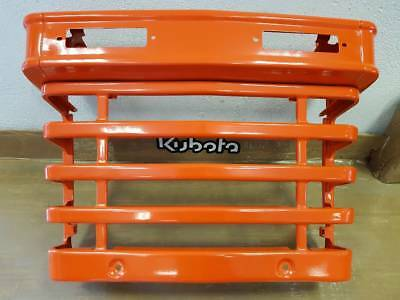 Grille Mask Iron Bottom  Original Kubota