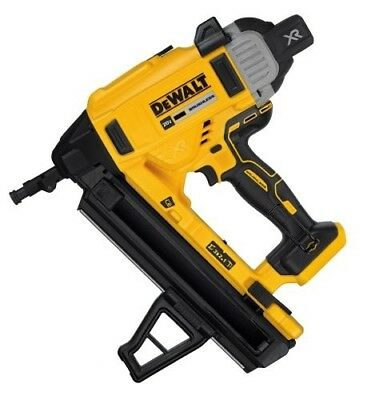 Dewalt DCN890N-XJ 18V Cordless XR Concrete Nailer (Body Only) with KITBOX