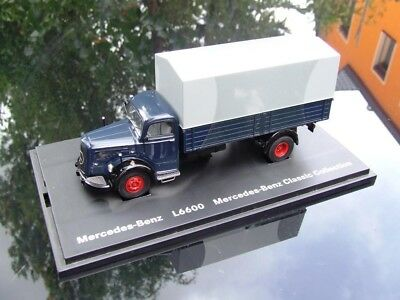 Mercedes Benz LKW Oldtimer Modell L600 Classic Collection