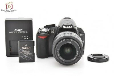 Excellent!! Nikon D3100 14.2 MP DSLR Black + AF-S DX 18-55mm f/3.5-5.6 G VR