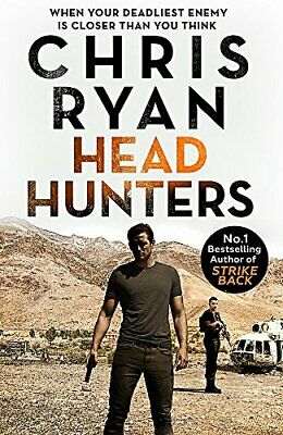 Head Hunters: Danny Black Thriller 6 by Ryan, Chris Book The Cheap Fast Free