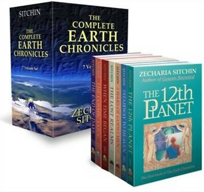 Zecharia Sitchin - The Complete Earth Chronicles