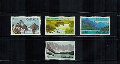 Canada Stamp Lot of 4 stamps High Value definitives 1982-1987  MNH High CV