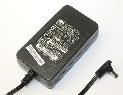 Cisco CP-PWR-CUBE-3 AC Power Supply Adapter 48V 0.38A for 7900 Series VoIP Phone