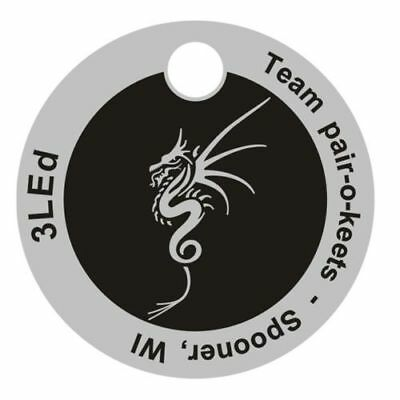Pathtag Pathtags Geocoin Geocaching  #13721