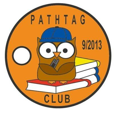 Pathtag Pathtags Geocoin Geocaching  #28048