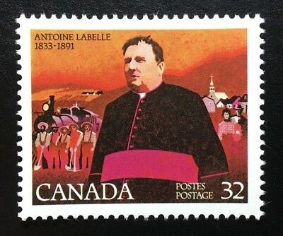 Canada #998 MNH, Canadian Personalities - Antoine Labelle Stamp 1983