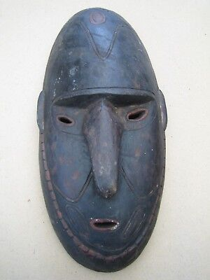 Mask, Lower Reaches of the Sepik River, Papua New Guinea