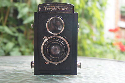 Voigtlander Brillant TLR Camera