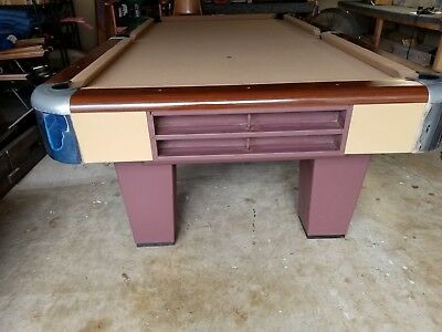 PRO Peter Vitalie Sterling Collection Pool Table - Sterling pool table