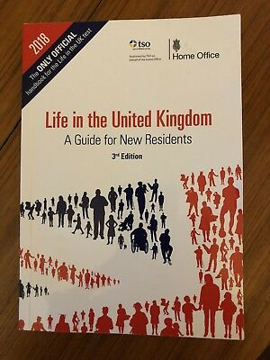 life in the uk book 2018