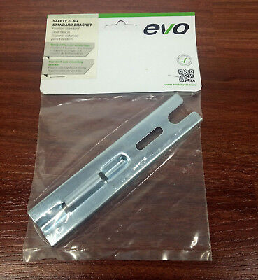 EVO Bicycle Safety Flag Bracket