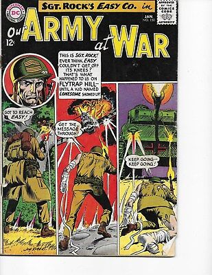 Our Army at War  #150 (Sgt Rock  VG/FN  5.0) Jan-1965, DC