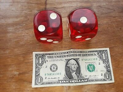 Large Two Inch Dice