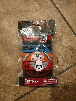 Star Wars deluxe Wristbands