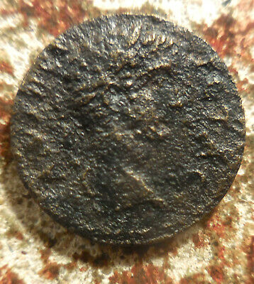 Ephesos: Rarer Adult Portrait of Bearded Emperor Geta, Boar! Full ID Envelope!