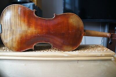 """Very old labelled Vintage violin """"Jacobus Stainer"""" fiddle 小提琴 ヴァイオリン Geige"""