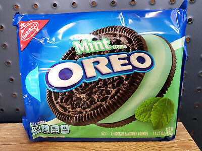 2 x Mint Oreos 432g Pack - USA