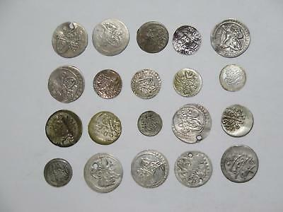 Egypt Turkey Ottoman Para Islamic Medieval Silver? World Coin Collection Lot #c
