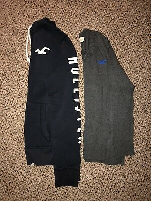 mens hollister shirts size small Lot Of 2