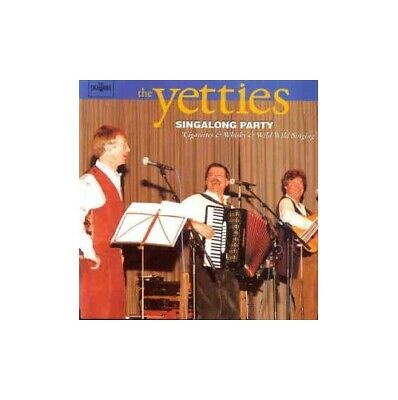 Yetties - Singalong Party - Yetties CD P9VG The Cheap Fast Free Post The Cheap