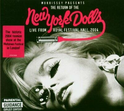 The New York Dolls - Morrissey Presents: Return ... - The New York Dolls CD KKVG