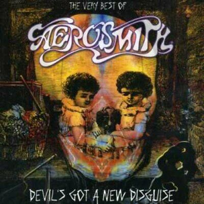 Aerosmith - Devil's Got A New Disguise: The Very Best Of - Aerosmith CD JGVG The
