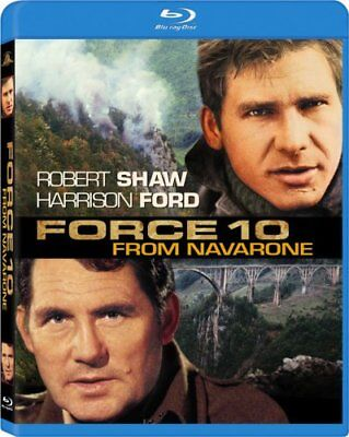 Force 10 From Navarone [Blu-ray] [1978] [US Import] - DVD  8SVG The Cheap Fast