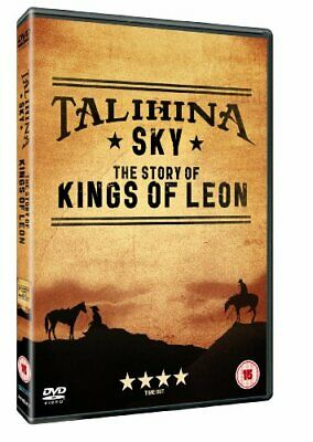 Talihina Sky : The Story Of The Kings Of Leon (Limited Edition Sp... - DVD  N4LN