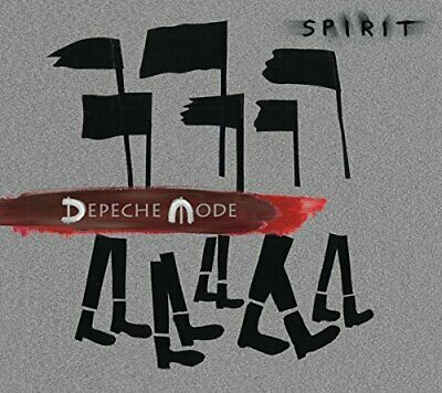 Depeche Mode - Spirit - Depeche Mode CD B2VG The Cheap Fast Free Post The Cheap