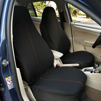 CLEARANCE 12pcs Car Seat Cover Universal Automobile Chair Cushion Black