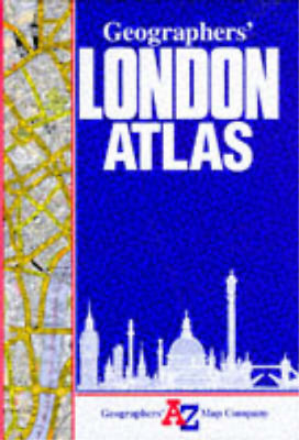 A. to Z. London Atlas (London Street Atlases), Geographers' A-Z Map Company, Use