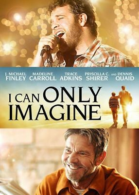 I Can Only Imagine (DVD, 2018)***BRAND NEW***Sealed*** DVD