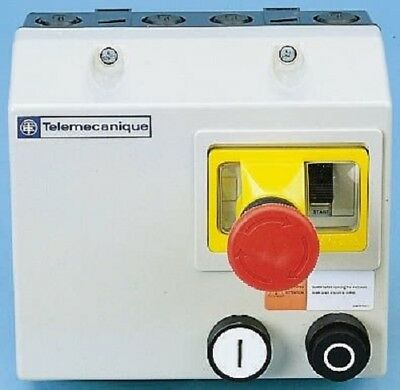 Schneider Electric LG7K06M7 Manual 3P DOL Starter, IP657