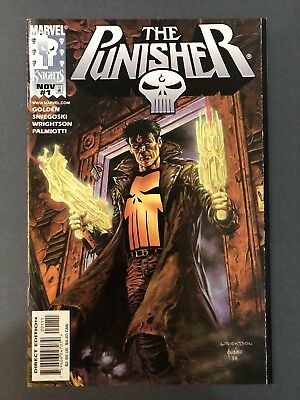 The Punisher #1 - Marvel Knights 1998 - 1st Print
