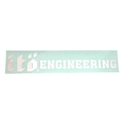 Megabass Sticker ITO Engineering Siver 40cm From Stylish Anglers Japan