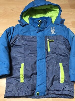 sale retailer d0ded 8a593 WINTERJACKE + FLEECEJACKE 2in1 Gr.116 Jungs